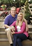 """<p>Couple Leigh Anne and Sean Tuohy, who were made famous by the book and hit movie """"The Blind Side"""", pose in this undated handout photo released to Reuters on July 21, 2010. REUTERS/Mark Tucker/Handout</p>"""