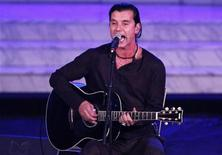 <p>British musician Gavin Rossdale performs at Sir Richard Branson and Eve Branson's Rock the Kasbah Gala to benefit Virgin Unite and the Eve Branson Foundation at Vibiana in Los Angeles, October 26, 2009. REUTERS/Danny Moloshok</p>