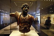 <p>A statue of the Emperor Hadrian is displayed at the Israel Museum in Jerusalem July 20, 2010. The Israel Museum, fresh-faced after a three-year, $100 million upgrade, offers an unparalleled look into the development of monotheistic religions, while leaving plenty of room for both science and faith. Picture taken July 20, 2010. REUTERS/Baz Ratner/Files</p>