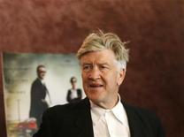 """<p>Imagen de archivo productor ejecutivo David Lynch, en la premiere de la película """"Surveillance"""" en Los Angeles. Jun 15 2009 AFI Fest, el Festival de cine respaldado por el instituto de cine American Film Institute (AFI), nombró el martes a David Lynch como su primer director artístico invitado para su evento de noviembre. REUTERS/Mario Anzuoni/ARCHIVO</p>"""