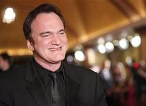 <p>Director Quentin Tarantino arrives at the 62nd Annual Directors Guild of America Awards in Los Angeles in this January 30, 2010 file photo. REUTERS/Danny Moloshok</p>