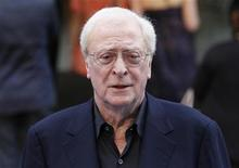<p>Actor Michael Caine arrives for the world premiere of the film ''Inception'' at the Odeon in London July 8, 2010. REUTERS/Stefan Wermuth</p>