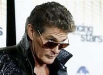 "<p>El actor David Hasselhoff en el lanzamiento del programa de ABC ""Dancing with the Stars Season 11"" en Los Angeles. Sep 20 2010 Quizá David Hasselhoff debería haber usado un Speedo en la pista de baile. REUTERS/Fred Prouser</p>"