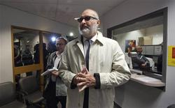 <p>U.S. actor Randy Quaid arrives at Canadian Immigration Court prior to a hearing in Vancouver, British Columbia October 28, 2010. Quaid has requested asylum in Canada. REUTERS/Andy Clark</p>