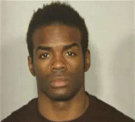 Jason Omar Griffith, 32, in a photo released by the Las Vegas Metropolitan Police Department. REUTERS/Handout