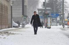 "<p>Liam Neeson in a scene from ""Unknown"". REUTERS/Warner Bros. Pictures</p>"