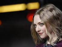 "<p>Cast member Amanda Seyfried poses at the premiere of ""Red Riding Hood"" at the Mann's Chinese theatre in Hollywood, California March 7, 2011. The movie opens in the U.S. on March 11. REUTERS/Mario Anzuoni</p>"