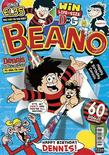 <p>A copy of the front page of the 60th anniversary edition of the Beano comic. REUTERS/DC Thomson & Co Ltd</p>