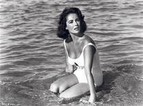 """<p>A atriz Elizabeth Taylor é vista em cena do filme """"De repente, no último verão"""" (1959). Lenda de Hollywood e uma das atrizes mais encantadoras do século 20, Elizabeth morreu aos 79 anos, disse nesta quarta-feira a ABC News. REUTERS/Columbia Pictures/Divulgação</p>"""