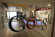 <p>The Google logo is seen in Tel Aviv in this January 26, 2011 file photo. REUTERS/Baz Ratner</p>