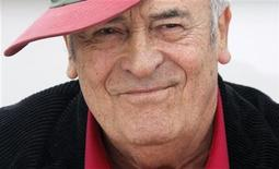 "<p>Director Bernardo Bertolucci poses during a photocall for his ""Palme d'Honneur"" honour award at the 64th Cannes Film Festival in Cannes, May 11, 2011. The festival runs from May 11 to 22. REUTERS/Christian Hartmann</p>"
