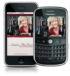 <p>The Natalie MacLean Wine Picks & Pairings mobile phone app is pictured in this undated publicity photo. REUTERS/Handout</p>