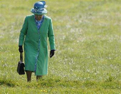 Queen visits Ireland