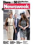 <p>Princess Diana on the cover of Newsweek. REUTERS/Courtesy of Newsweek</p>