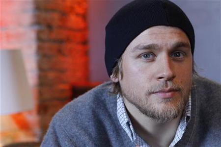Actor Charlie Hunnam poses for a portrait while promoting the movie ''The Ledge'' during the Sundance Film Festival in Park City, Utah January 22, 2011. REUTERS/Mario Anzuoni