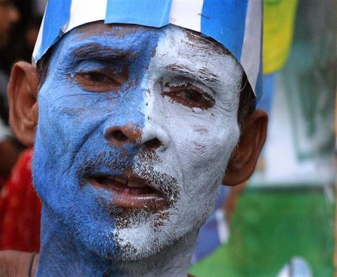 Messi in India