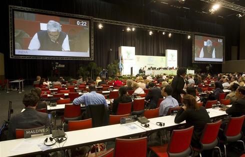 Durban climate talks