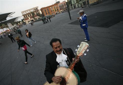 Mexico's mariachi musicians
