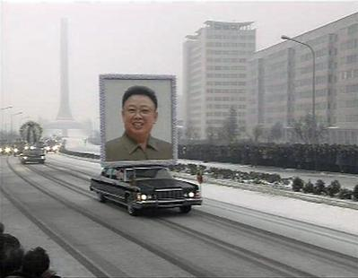 Funeral of Kim Jong-il