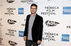 """<p>Actor Rainn Wilson arrives for the opening night premiere of """"The Union"""" during the 10th annual Tribeca Film Festival in New York April 20, 2011. REUTERS/Lucas Jackson</p>"""