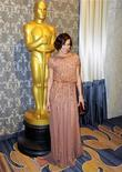 <p>Russian actress and host of the Scientific and Technical Awards Milla Jovovich arrives at the Scientific and Technical Awards presented by the Academy of Motion Picture Arts and Science in Beverly Hills, California February 11, 2012. REUTERS/Gus Ruelas</p>
