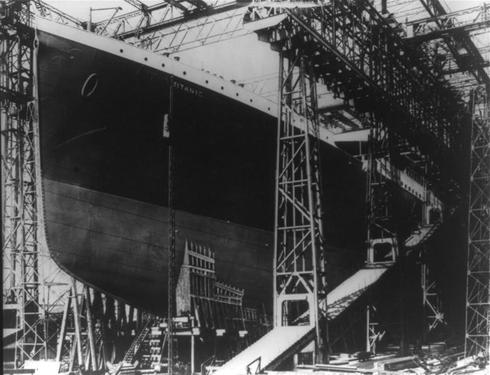 Titanic: From the archives