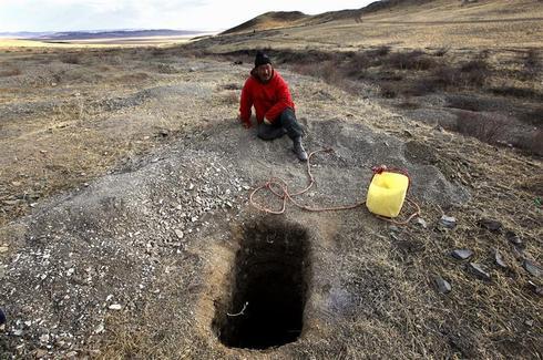 Mongolia's gold rush