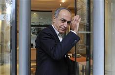 """<p>L'homme d'affaires franco-libanais Ziad Takieddine a été à nouveau mis en examen mardi, pour """"blanchiment et recel d'abus de biens sociaux aggravés"""", dans l'enquête sur une possible corruption en marge de la présidentielle de 1995. /Photo d'archives/REUTERS/Gonzalo Fuentes</p>"""