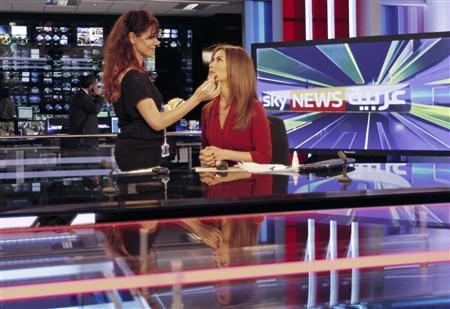 BSkyB enters Arab TV fray with Abu Dhabi royal - Reuters