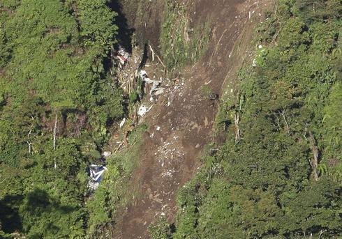 Sukhoi plane disaster