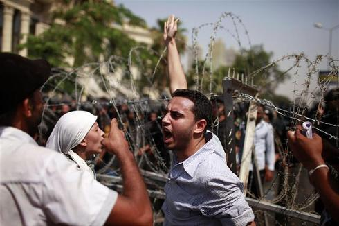 Election woes plague Egypt
