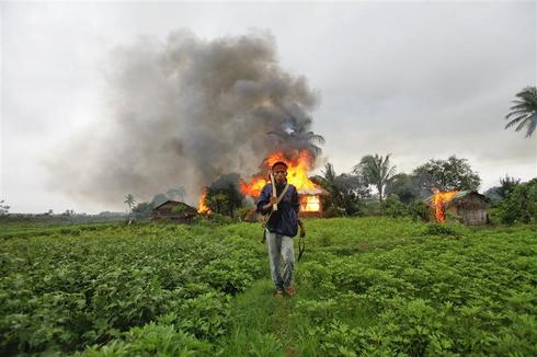Plight of the Rohingyas