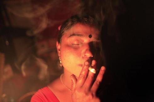 Photo focus: Smoking