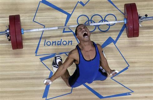 London Olympics: Day 3