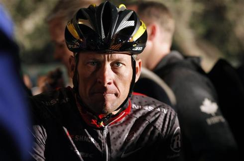 Lance Armstrong's career
