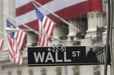 <p>Wall Street a ouvert en baisse mardi dans la crainte que le ralentissement de la croissance mondiale ne continue à peser sur les résultats de sociétés. Le Dow Jones perd 1,26% dans les premiers échanges. Le Standard & Poor's 500 recule de 1,26% et le Nasdaq de 1,12%./Photo d'archives/REUTERS/Chip East</p>