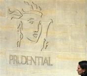 <p>Prudential, premier assureur britannique, a publié mercredi un bénéfice en hausse de 13%, légèrement meilleur que prévu, grâce à la poursuite d'une forte croissance en Asie. /Photo d'archives/REUTERS/Luke MacGregor</p>