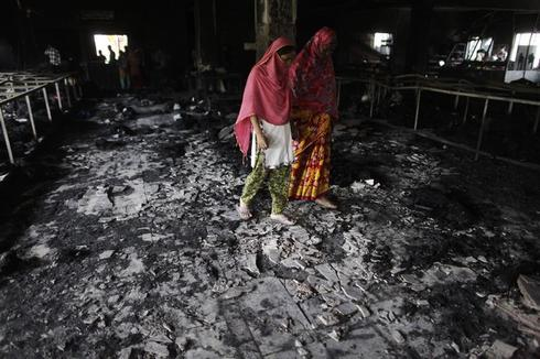 Tragedy in Bangladesh