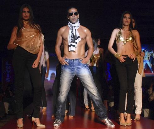 Style File: Akshay Kumar