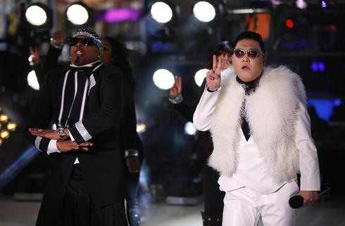 Welcoming 2013 Gangnam Style