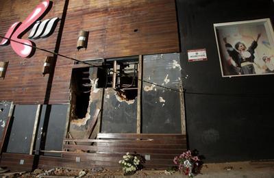 Brazil nightclub tragedy