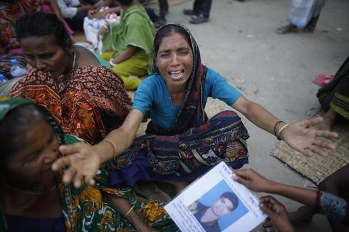 Mourning Bangladesh's victims