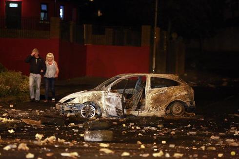 Unrest in Northern Ireland
