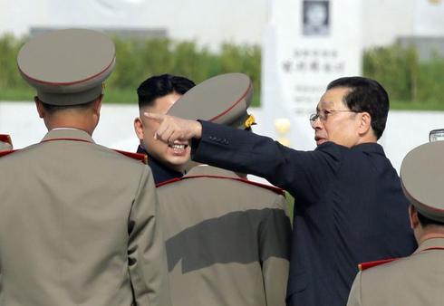 Kim Jong Un's uncle