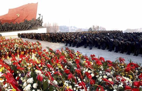 North Korea remembers Kim Jong Il