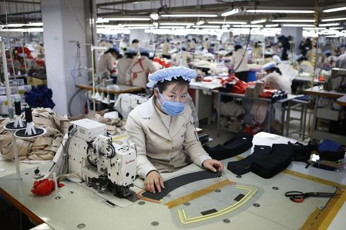 Workers of North Korea