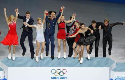 Best of Sochi - Day 3
