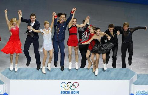Best of Sochi - Day 3