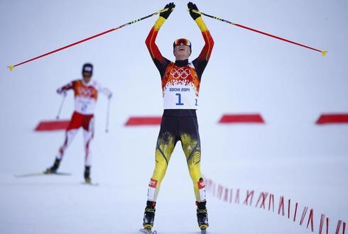 Olympic finishes