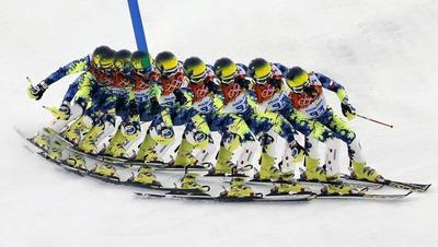 Sochi in sequence